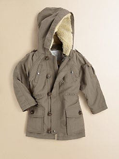 Burberry - Infant's 2-in1 Down Parka Jacket
