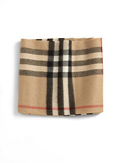 Burberry - Girl's Cashmere Snood