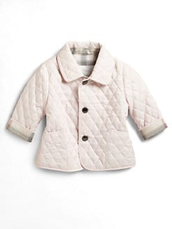 Burberry - Toddler's Quilter Jacket