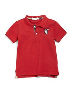 Burberry - Toddler's Pique Polo