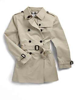 Burberry - Little Girl's Trenchcoat