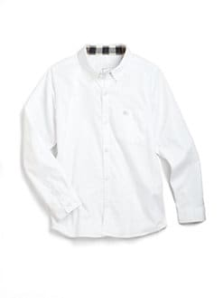 Burberry - Little Boy's Classic Oxford Shirt