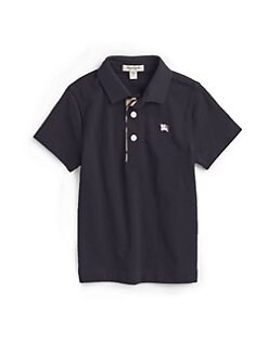 Burberry - Little Boy's Pique Polo