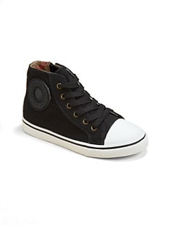 Burberry - Infant's, Toddler's & Kid's Blaze Canvas High-Top Sneakers