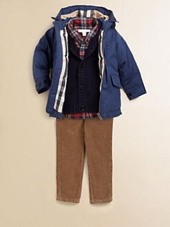Burberry - Toddler's Down Parka