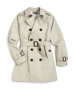 Burberry - Little Boy's Trenchcoat