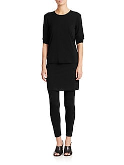 Eileen Fisher - Silk Top