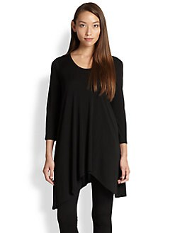 Eileen Fisher - Silk Jersey Tunic