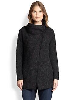 Eileen Fisher - Knit Cocoon Jacket
