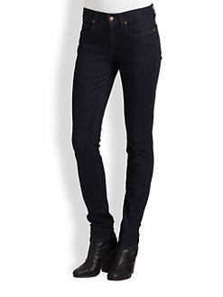 Eileen Fisher - Organic-Cotton Jeans