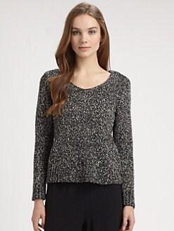 Eileen Fisher - Cotton Boxy Sweater