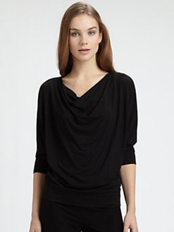 Eileen Fisher - Draped Top