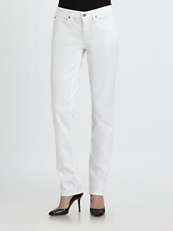 Eileen Fisher - Garment-Dyed Jeans