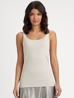 Eileen Fisher - Silk Knit Camisole
