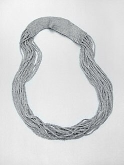 Eileen Fisher - Scarf Necklace