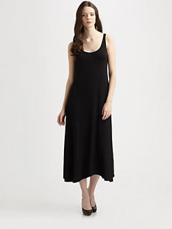 Eileen Fisher - Jersey Tank Dress