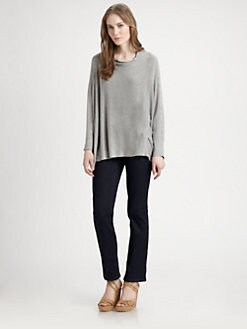 Eileen Fisher - Merino Wool Top