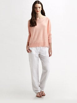 Eileen Fisher - Slub Linen Sweater