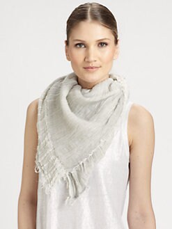Eileen Fisher - Wide Infinity Scarf