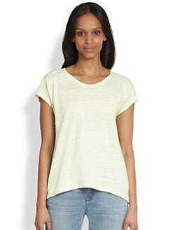 Eileen Fisher - Linen Top