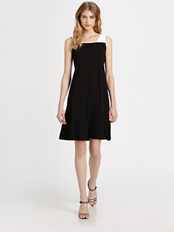 Eileen Fisher - Sleeveless Jersey Dress
