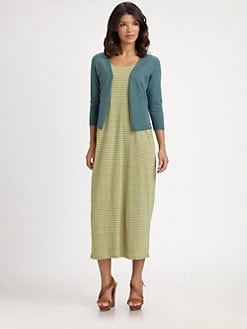 Eileen Fisher - Organic Cotton/Cashmere Cardigan