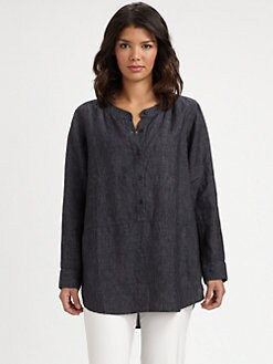 Eileen Fisher - Linen Tunic