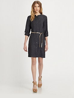 Eileen Fisher - Linen Shirtdress
