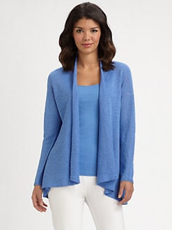 Eileen Fisher - Linen Flutter Cardigan