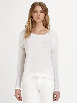 Eileen Fisher - Linen Sweater