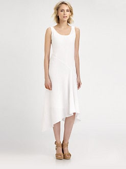 Eileen Fisher - Irish Linen Sleeveless Dress