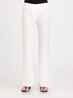 Eileen Fisher - Linen Trousers