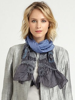 Eileen Fisher - Silk Ombre Scarf