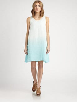 Eileen Fisher - Linen Layering Dress