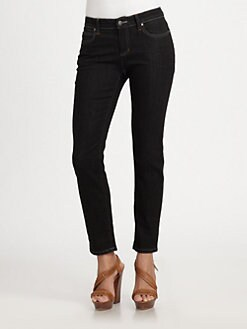 Eileen Fisher - Skinny Ankle Jeans