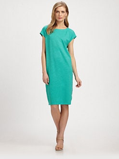 Eileen Fisher - Hemp & Cotton Dress