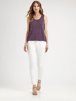 Eileen Fisher - Silk Tank Top