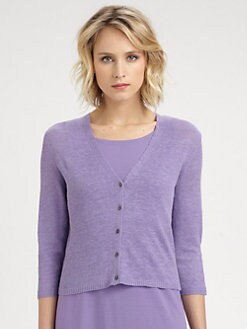 Eileen Fisher - Linen Cardigan