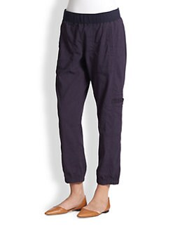 Eileen Fisher - Cargo Ankle Pants