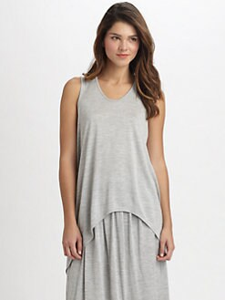 Eileen Fisher - Silk/Cotton Shell