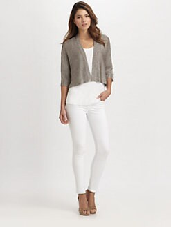 Eileen Fisher - Cropped Dolman Top