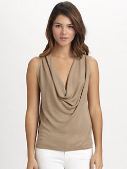 Eileen Fisher - Shimmer Tank Top