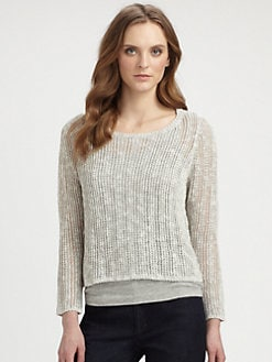 Eileen Fisher - Ballet Knit Top