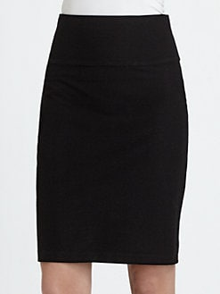 Eileen Fisher - Foldover Waist Pencil Skirt