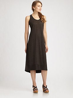 Eileen Fisher - U-Neck Racerback Dress