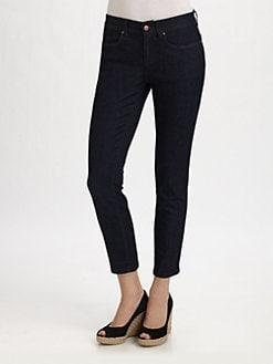 Eileen Fisher - Slim Ankle Jeans