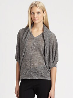 Eileen Fisher - Jersey Shrug