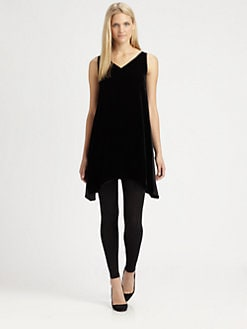 Eileen Fisher - Velvet Dress