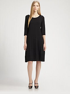 Eileen Fisher - Jersey Dress