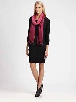 Eileen Fisher - Knit Dolman Dress